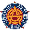 graphic artists guild logo