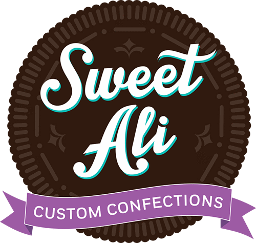 sweet ali logo after robin hammer design