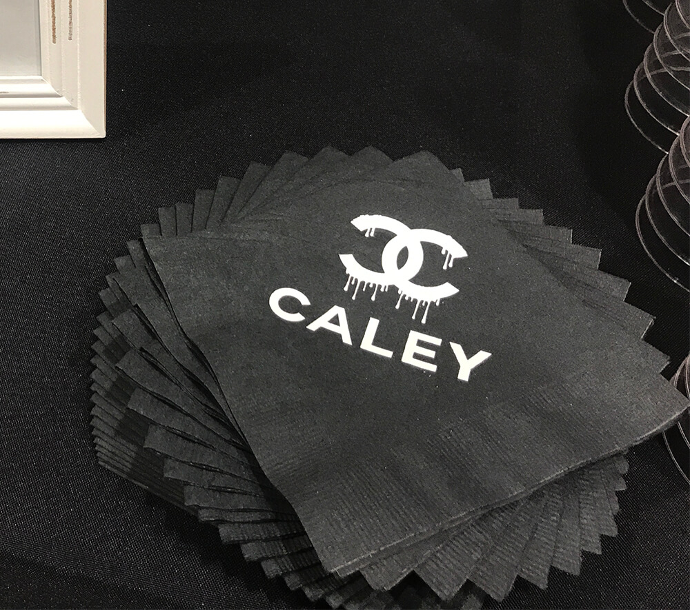 Caley napkins