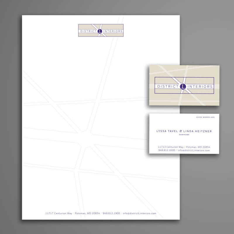 Mock District L LetterHead