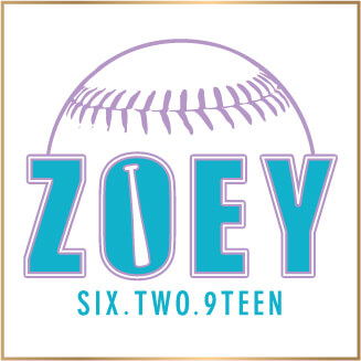zoey softball